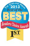 Genisys won 1st place in the Oakland Press's best of the best readers choice awards 2013