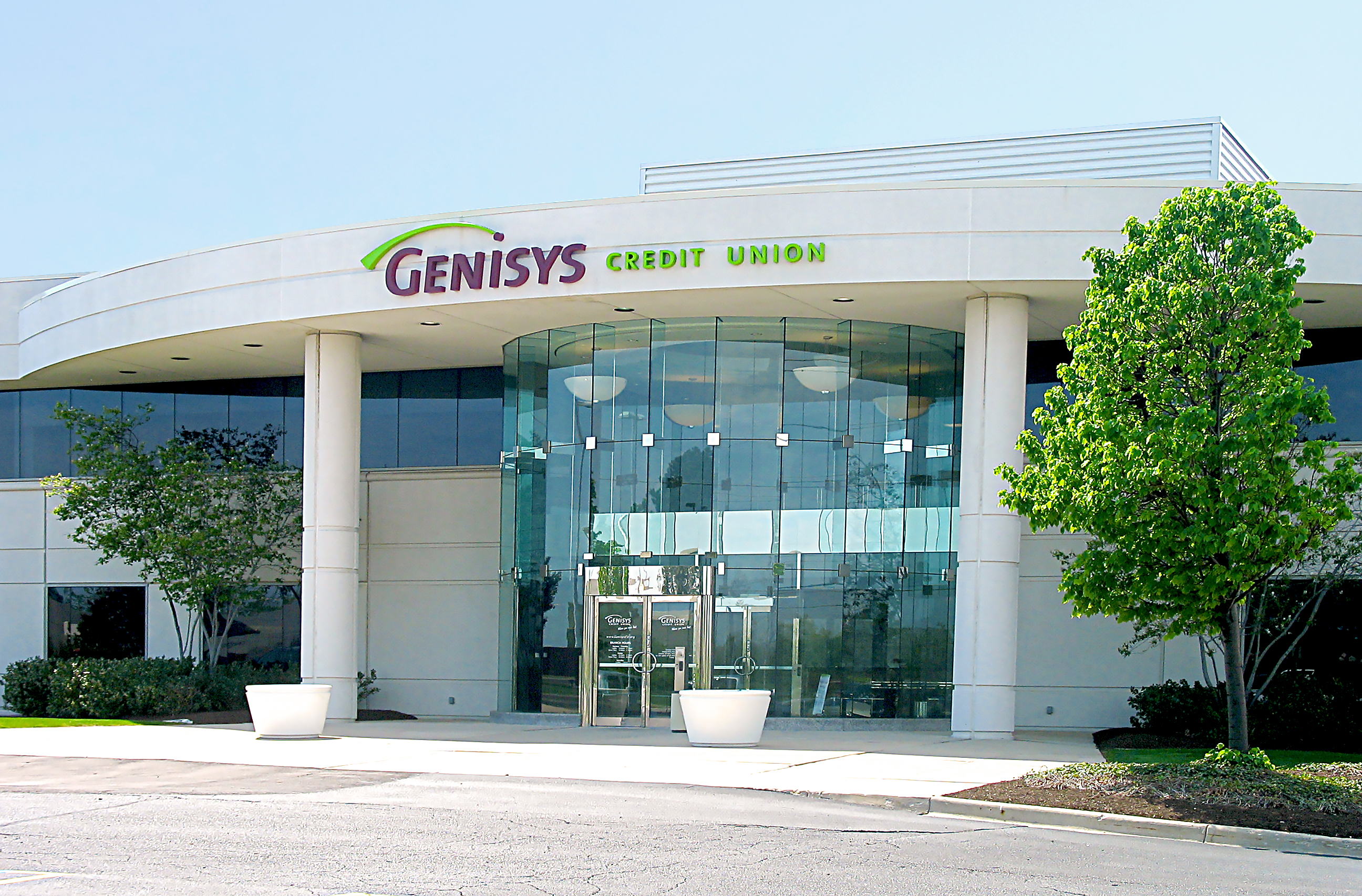 Photograph of Genisys Credit Union's Auburn Hills Branch