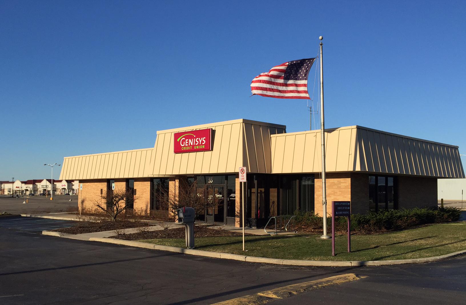 Avon Road Rochester Hills Mi Credit Union Genisys Credit Union