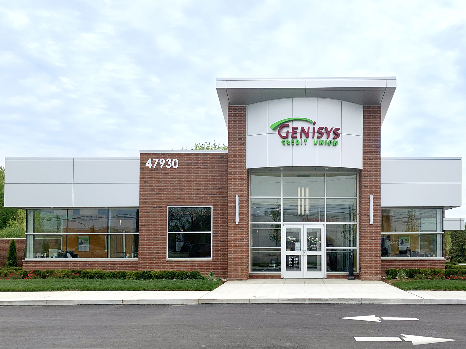 Genisys Credit Union in Chesterfield, MI