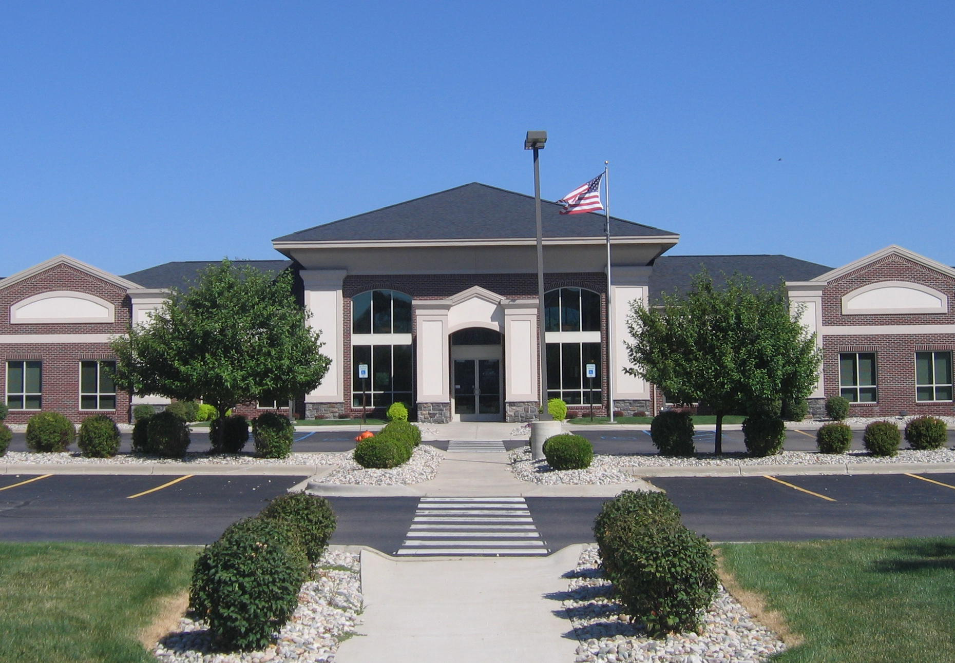 Photograph of Genisys Credit Union's Fenton Branch