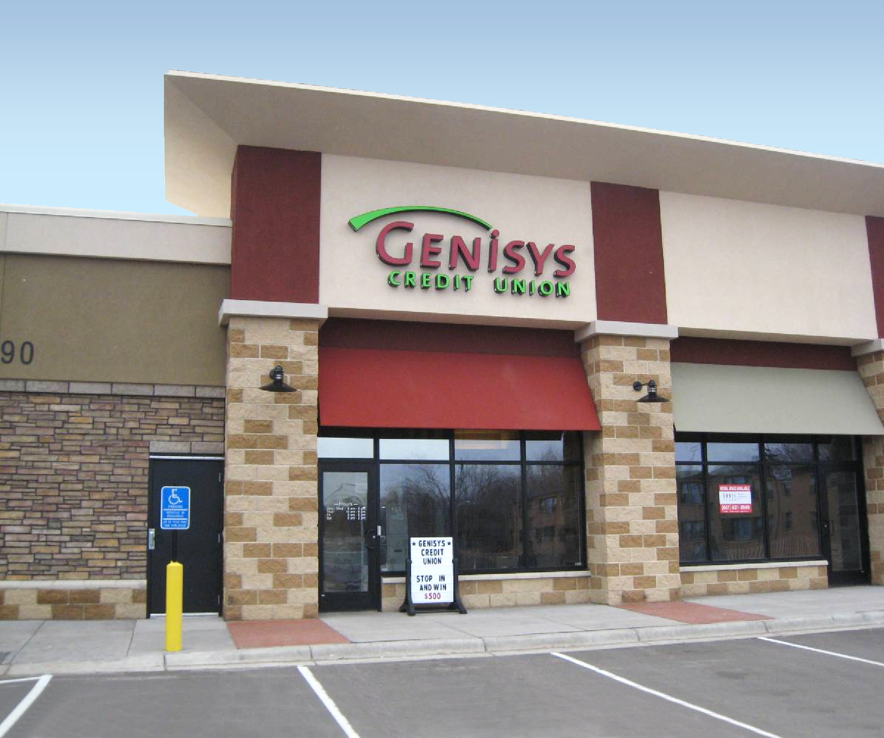 roseville, mn credit union & atm - genisys® credit union