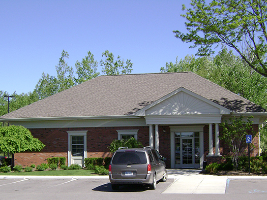 Photograph of Genisys Credit Union's Waterford - Walton Branch