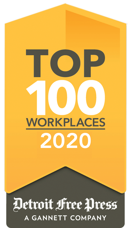 Top 100 Workplaces logo