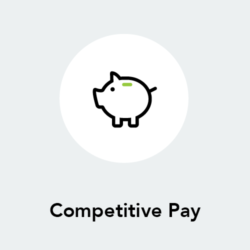 Competitive Pay Icon