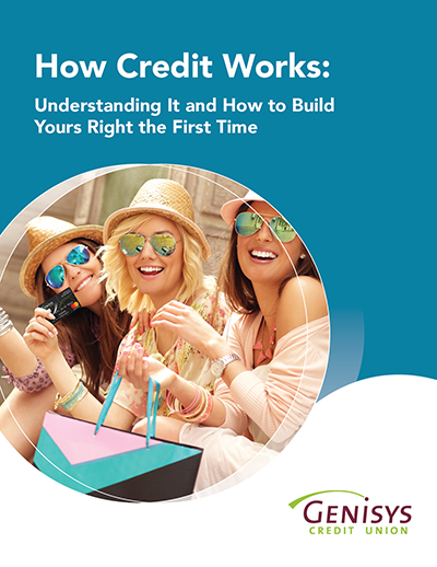 How Credit Works ebook cover